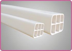 地下通信管道用PVC-U 格柵管