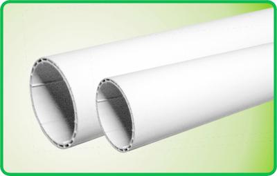 PVC-U中空螺旋消音管