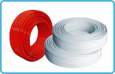 •鋁塑耐高溫給水管(PE-RT)
