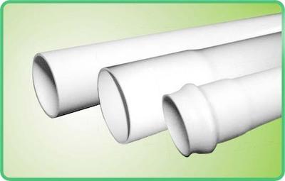 PVC-U排水管(直管、擴直口管、擴凸口管)