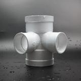 PVC-U異徑立體四通